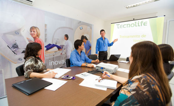 sala de reuniões da tecnolife