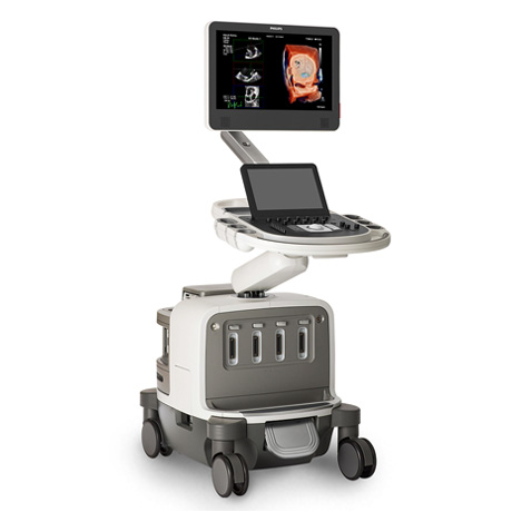 Ultrassom Philips EPIQ CVx