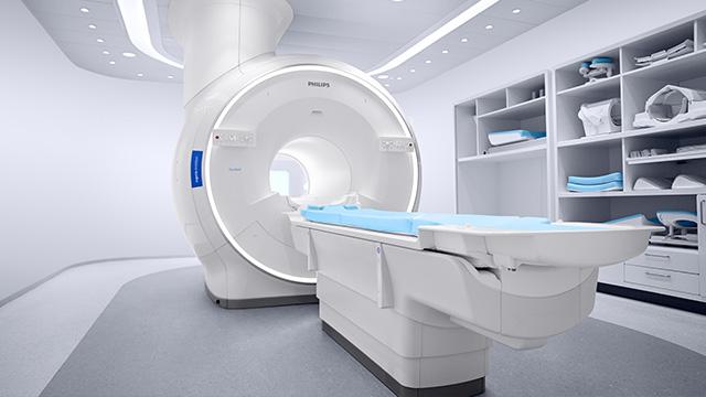 Philips - Ressonância Magnética