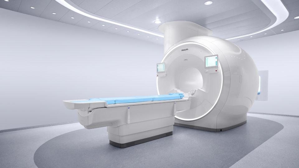 Ressonância Magnética Philips Ambition de 1.5T