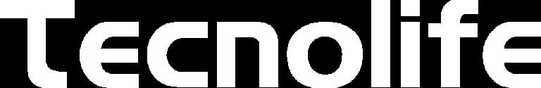 Logo Tecnolife (Branco)