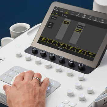 Ultrassom Philips 3300 - Painel Touchscreen