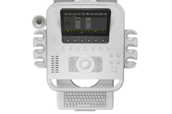 Philips Ultrassom 3300 - Painel e Teclado com Tela