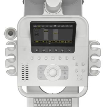 Philips Ultrassom 3300 - Tela