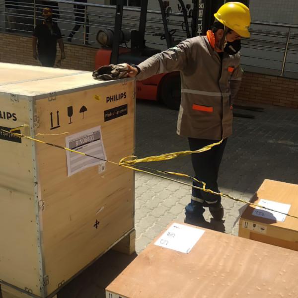 Ressonangia Magnetica Philips Ingenia no Hospital IJF-2 Fortaleza