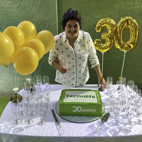 Tereza Moreira - Diretora da Tecnolife